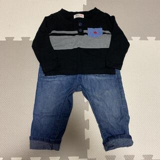 エイチアンドエム(H&M)の男の子セット(Tシャツ)