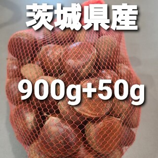 茨城県産 生栗 900g+50g 約950g