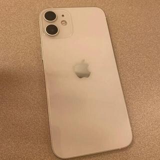 iPhone - iPhone12mini 128G ホワイト SIMフリー