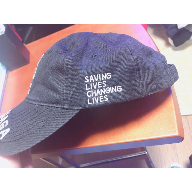 (ちいぼさん専用)BALENCIAGA CAP! メンズの帽子(キャップ)の商品写真