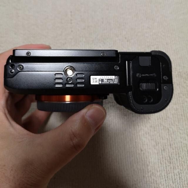 SONY(ソニー)のSONY α7s 極美品ショット数570バッテリー3個オマケレンズ付 スマホ/家電/カメラのカメラ(ミラーレス一眼)の商品写真