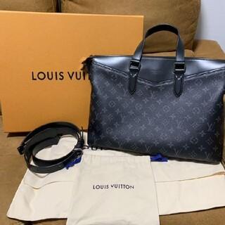 LOUIS VUITTON - 【未使用級ルイヴィトン ビジネス ブリーフケース エクスプローラー M40566