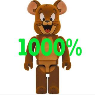 MEDICOM TOY - BE@RBRICK JERRY フロッキー Ver. 1000%