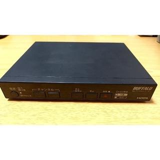 Buffalo - バッファロー HDDレコーダー DTV-H500R