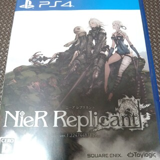 PlayStation4 - ニーアレプリカントps4