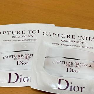ディオール(Dior)のDior Capture Total Cell Energy クリーム(フェイスクリーム)