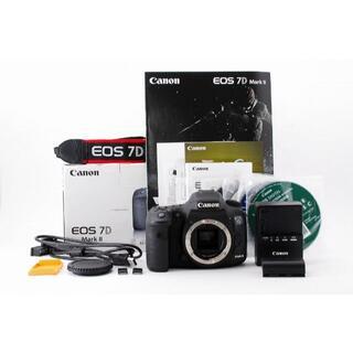 Canon - 1076 Canon EOS 7D Mark II キヤノン デジタル ボディ