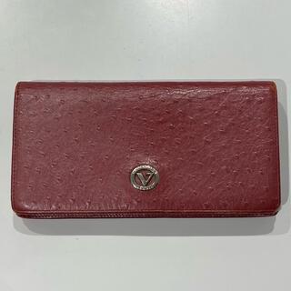 ヴァレンティノ(VALENTINO)のVALENTINO NERBINI ヴァレンティノ ネルビーニ 長財布(財布)