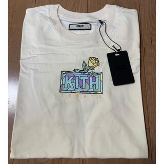 Supreme - kith rose Tシャツ Lサイズ