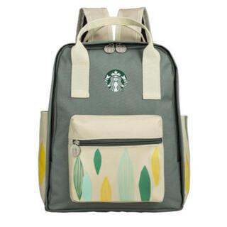 スターバックスコーヒー(Starbucks Coffee)の【台湾限定】スターバックス 保冷バッグ リュック(リュック/バックパック)