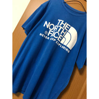 THE NORTH FACE - THE NORTH FACE なノースフェイス    ビッグロゴTシャツ
