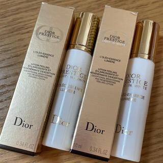 ディオール(Dior)のDior ディオール プレステージ ホワイト オレオ エッセンスローション 2本(化粧水/ローション)