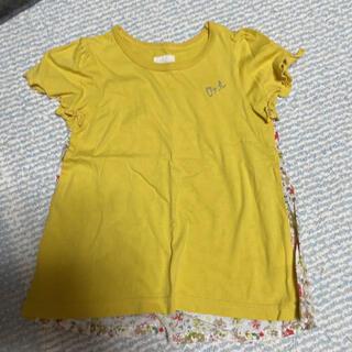 ハッカキッズ(hakka kids)のorange hakka トップス 半袖(Tシャツ/カットソー)