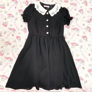 アンクルージュ(Ank Rouge)の♡ Ank Rouge 量産型 ワンピース ブラック ♡(ミニワンピース)