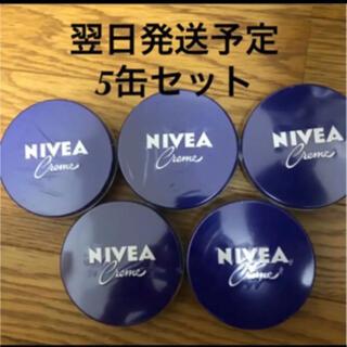 NIVEA 大缶 169g 5缶セット