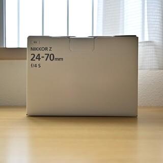 Nikon - 【未使用】NIKKOR Z 24-70mm f/4 S