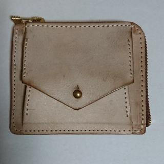 LONA  財布 Box mini wallet アラスカアイボリー