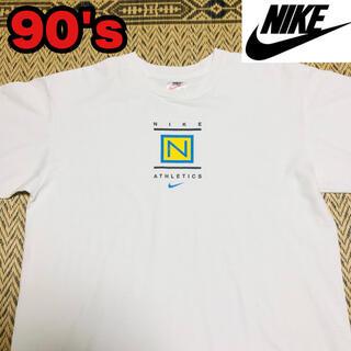 NIKE - 90's Vintage NIKE s/s Tshirt