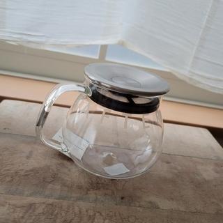 アフタヌーンティー(AfternoonTea)のアフタヌーンティー 耐熱ガラスティーポット 未使用(食器)