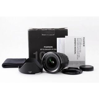 1511 展示品 メ保有 FUJINON XF 10-24mm F4 R OIS(レンズ(ズーム))
