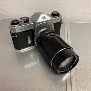 ペンタックス(PENTAX)のPENTAX SP レンズ付き ビンテージ (フィルムカメラ)