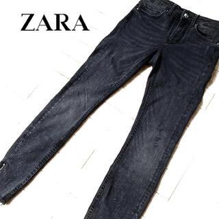 ZARA - 美品 (EUR)34 ZARA ザラ プレミアムデニム スキニーデニム