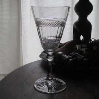 Baccarat - アンティークバカラ 1900年代初頭作品「8469 taille 9148 」①