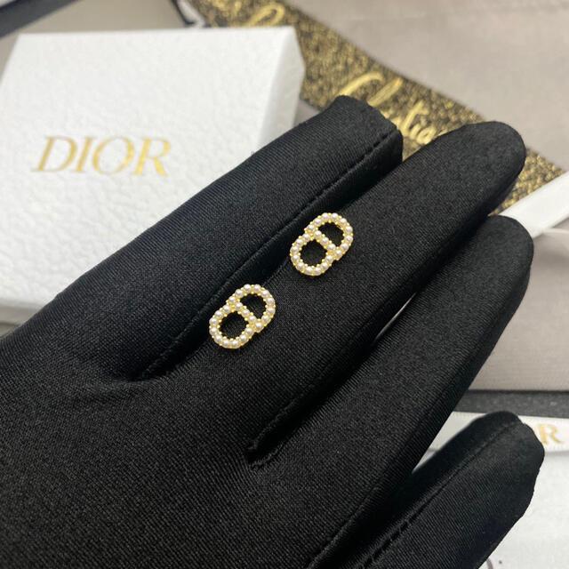 Dior(ディオール)のDiorピアス pierce レディースのアクセサリー(ピアス)の商品写真