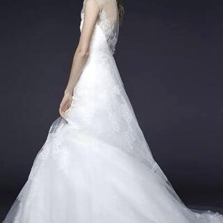 ヴェラウォン(Vera Wang)の*VERA WANG BRIDE* ヴェラウォン ウェディングドレス US4(ウェディングドレス)