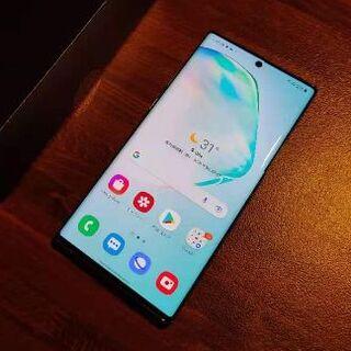SAMSUNG - Galaxy Note 10 plus simフリー