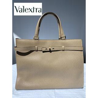 ヴァレクストラ(Valextra)のValextra(ヴァレクストラ) Bキューブラージ 新品未使用 トートバッグ(トートバッグ)
