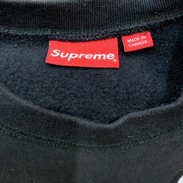 Supreme(シュプリーム)のsupreme  box logo crewneck シュプリームボックスロゴ メンズのトップス(スウェット)の商品写真
