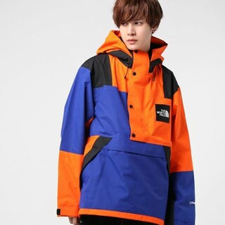 THE NORTH FACE - THE NORTH FACE   RAGE GTX SHELL PULLOVER