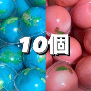 KALDI - 地球グミ 桃グミ 10個