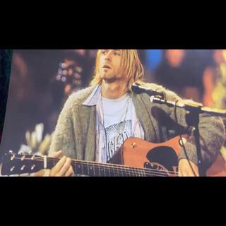 COMOLI - 【Nirvana カートコバーン】AUBERGE KURT カーディガン