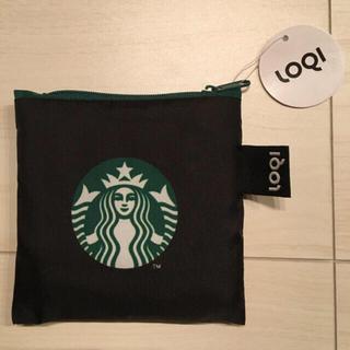 Starbucks Coffee - 海外限定 新品未使用 スタバ LOQI ローキー コラボエコバッグ