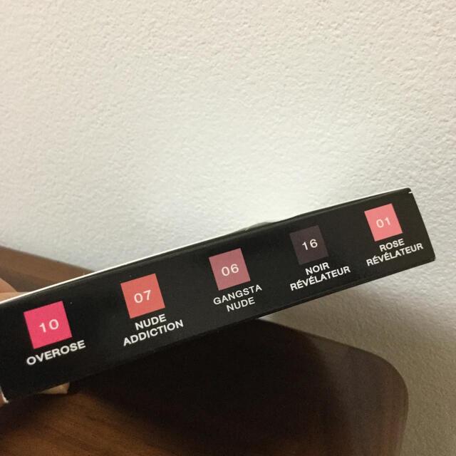GIVENCHY(ジバンシィ)のジバンシイ ミニグロスセット コスメ/美容のベースメイク/化粧品(リップグロス)の商品写真