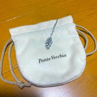 ポンテヴェキオ(PonteVecchio)のストーンモチーフネックレス(ネックレス)