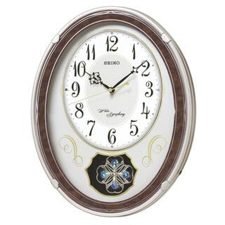 SEIKO - セイコー 電波掛け時計
