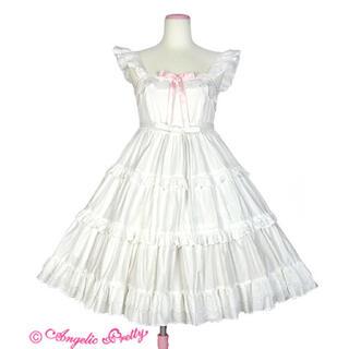 Angelic Pretty - おすましDOLL ジャンパースカート アンジェリックプリティ