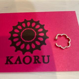 KAORU - 美品!KAORU  ミモザ イヤーカフ ピンクゴールド