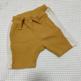 プティマイン(petit main)のワッフルラインショーパン(パンツ)