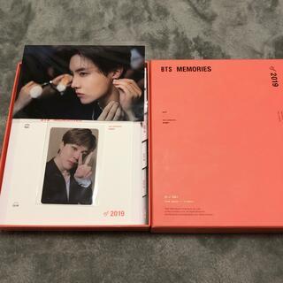 防弾少年団(BTS) - BTS Memories2019 Blu-ray ジミン トレカ