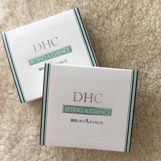 ディーエイチシー(DHC)の新品!DHC薬用レチノAエッセンス[6本]小ジワ対策に!(アイケア/アイクリーム)
