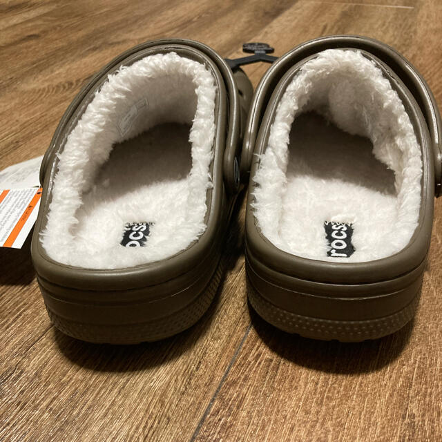 crocs(クロックス)の24㎝ クロックス crocs  ユニセックス ボア クロックス レディースの靴/シューズ(サンダル)の商品写真