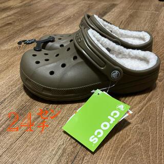 crocs - 24㎝ クロックス crocs  ユニセックス ボア クロックス