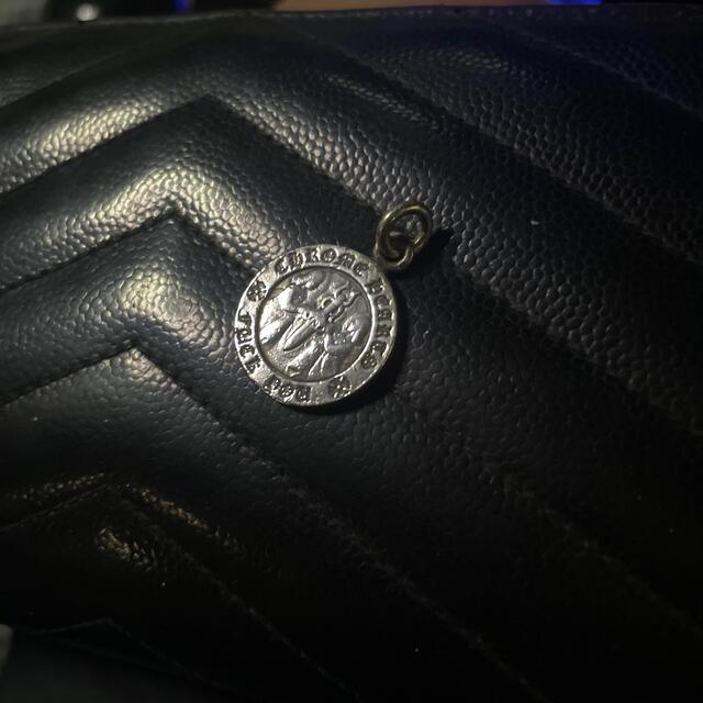 Chrome Hearts(クロムハーツ)の正規品クロムハーツ エンジェルメダルv1 メンズのアクセサリー(ネックレス)の商品写真