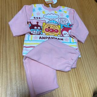 アンパンマン - 新品未使用 アンパンマン    長袖あったかパジャマ