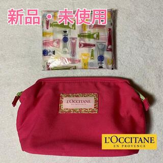 ロクシタン(L'OCCITANE)の【L'OCCITANE】ロクシタン♡ポーチ&エコバッグ(エコバッグ)