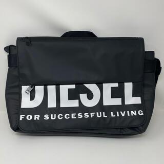 DIESEL - 新品☺︎DIESEL ディーゼル ショルダーバッグ ブラック 黒 ナイロン